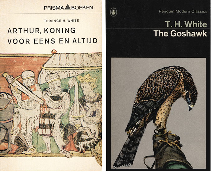 T.H.White covers